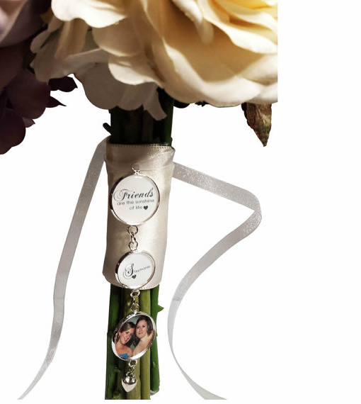 Wedding Bouquet Charm