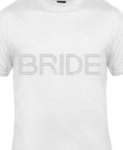 Rhinestone Bride Iron On