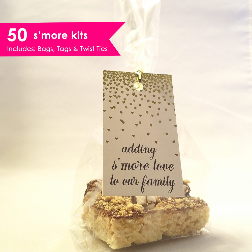 Adding Smore Love To Our Family 25 Qty Savor The Memories