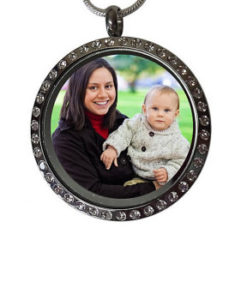 Floating Locket Photo Charms